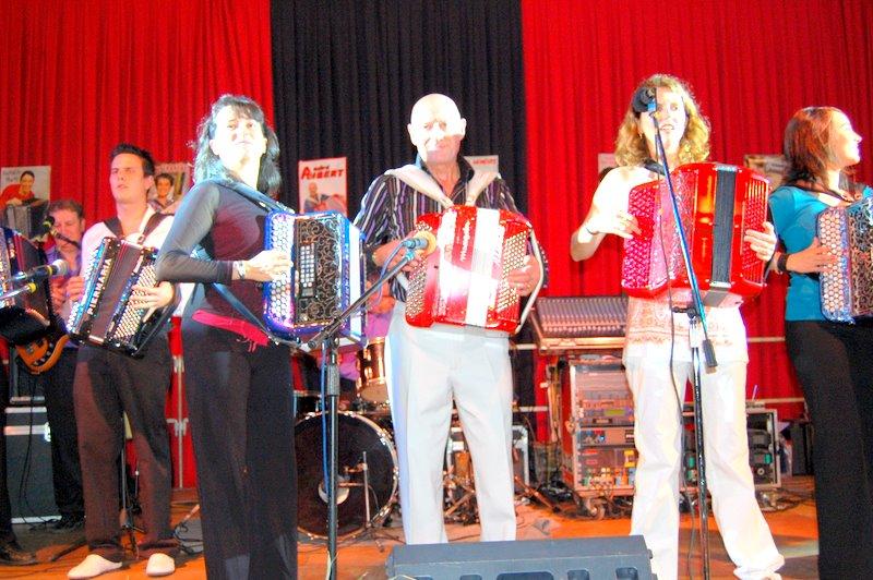 50 ans d'accordéon-Sandrine Tarayre-André Alibert-Bénédicte Grimal-Nathalie Marty